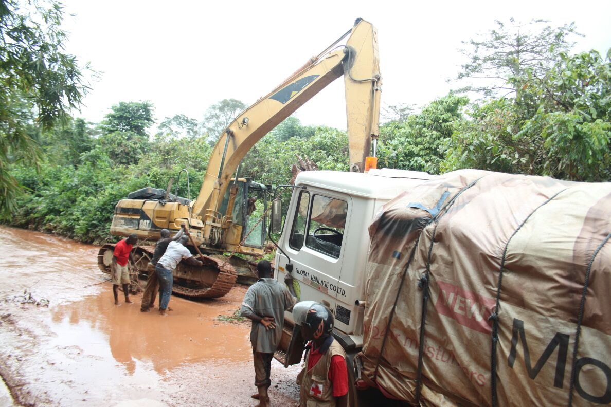 dr nduom talks about bad state of roads in ghana prestea