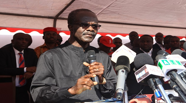 my right are being trampled upon dr nduom ppp