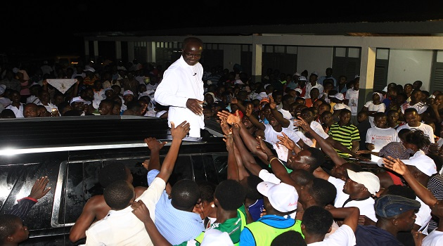 give me 4 years nduom ppp